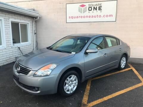 2009 Nissan Altima for sale at SQUARE ONE AUTO LLC in Murray UT