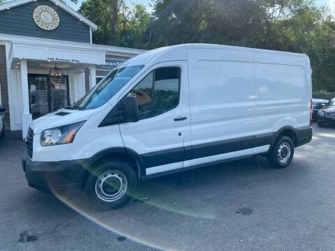2017 Ford Transit Cargo for sale at Ocean State Auto Sales in Johnston RI