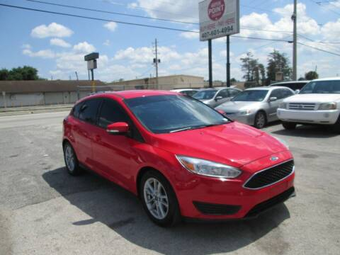2015 Ford Focus for sale at Motor Point Auto Sales in Orlando FL