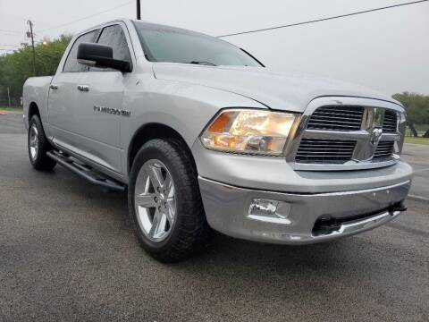 2011 RAM Ram Pickup 1500 for sale at Thornhill Motor Company in Lake Worth TX