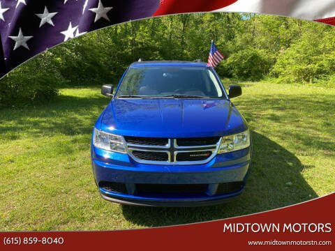 2015 Dodge Journey for sale at Midtown Motors in Greenbrier TN