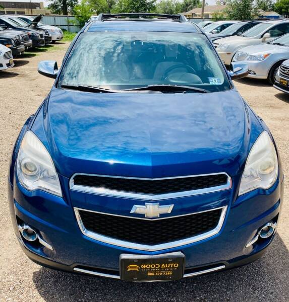 2010 Chevrolet Equinox for sale at Good Auto Company LLC in Lubbock TX
