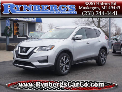 2019 Nissan Rogue for sale at Rynbergs Car Co in Muskegon MI