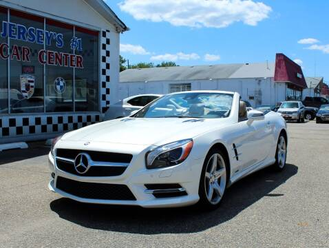 2014 Mercedes-Benz SL-Class for sale at Auto Headquarters in Lakewood NJ
