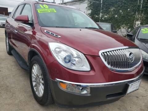2010 Buick Enclave for sale at USA Auto Brokers in Houston TX