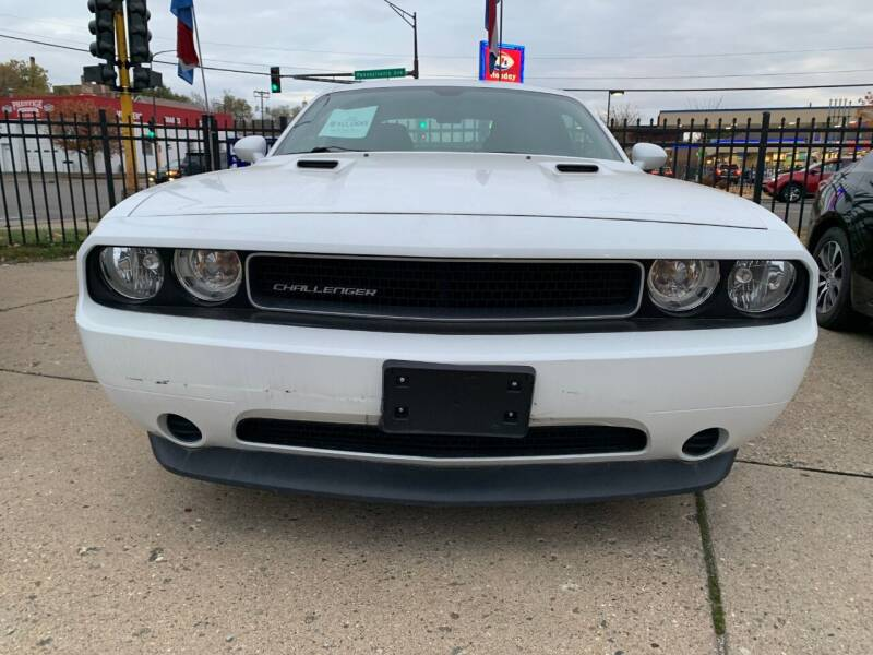 2013 Dodge Challenger for sale at Minuteman Auto Sales in Saint Paul MN