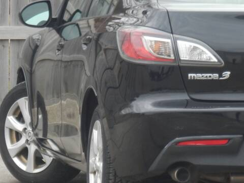 2010 Mazda MAZDA3 for sale at Moto Zone Inc in Melrose Park IL