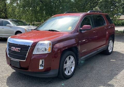 2011 GMC Terrain for sale at Father & Sons Auto Sales in Leeds NY