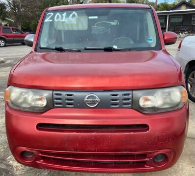 2010 Nissan cube for sale at Auto America in Ormond Beach FL