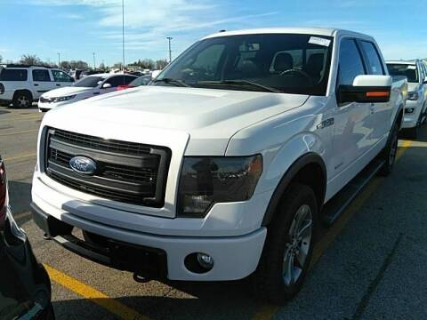 2013 Ford F-150 for sale at SHAFER AUTO GROUP in Columbus OH