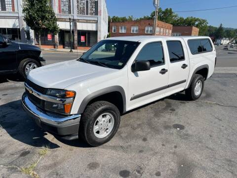 2006 Chevrolet Colorado for sale at East Main Rides in Marion VA