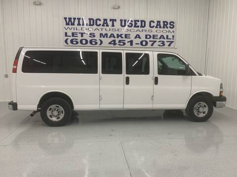 2012 Chevrolet Express Passenger for sale at Wildcat Used Cars in Somerset KY