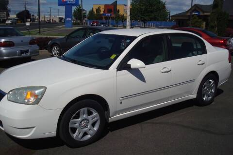 2006 Chevrolet Malibu for sale at Tom's Car Store Inc in Sunnyside WA