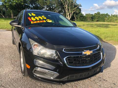 2016 Chevrolet Cruze Limited for sale at Auto Export Pro Inc. in Orlando FL
