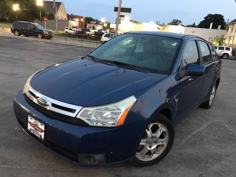 2008 Ford Focus for sale at Your Car Source in Kenosha WI