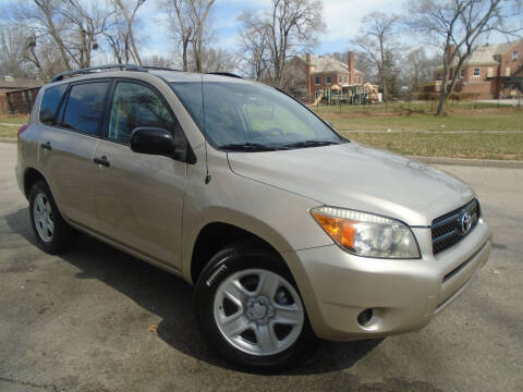 2008 Toyota RAV4 for sale at Sunshine Auto Sales in Kansas City MO