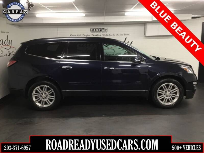 2015 Chevrolet Traverse for sale at Road Ready Used Cars in Ansonia CT