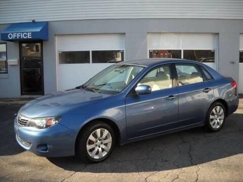 2009 Subaru Impreza for sale at Best Wheels Imports in Johnston RI