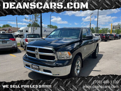 2013 RAM Ram Pickup 1500 for sale at DEANSCARS.COM in Bridgeview IL