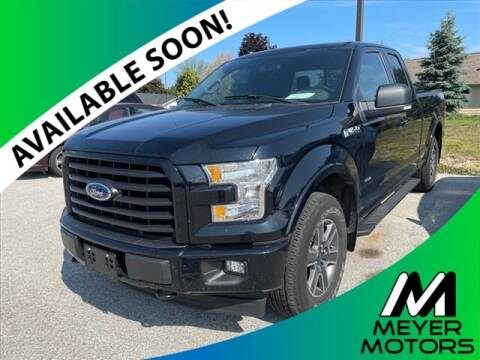 2017 Ford F-150 for sale at Meyer Motors in Plymouth WI