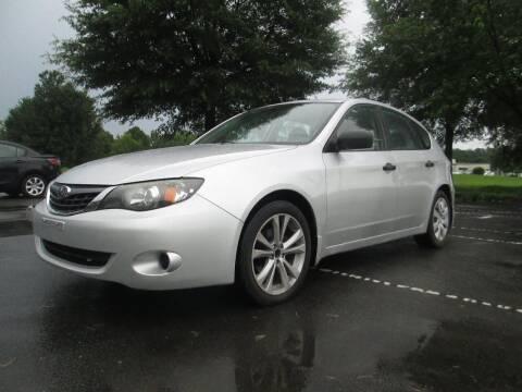2008 Subaru Impreza for sale at Unique Auto Brokers in Kingsport TN
