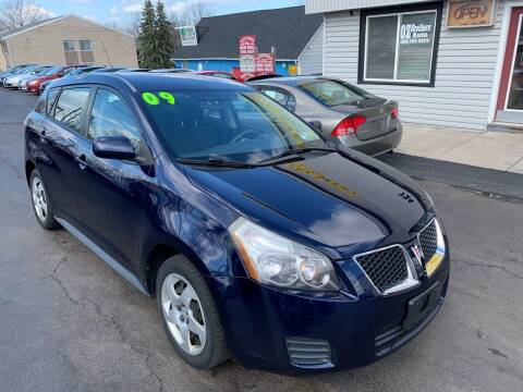 2009 Pontiac Vibe for sale at OZ BROTHERS AUTO in Webster NY
