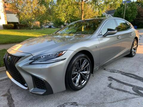 2018 Lexus LS 500 for sale at FREDDY'S BIG LOT in Delaware OH