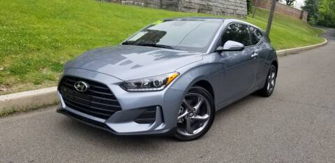 2019 Hyundai Veloster for sale at ENVY MOTORS LLC in Paterson NJ