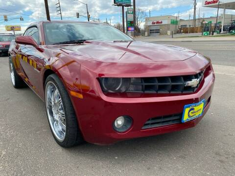 2010 Chevrolet Camaro for sale at New Wave Auto Brokers & Sales in Denver CO