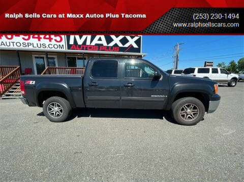 2009 GMC Sierra 1500 for sale at Ralph Sells Cars at Maxx Autos Plus Tacoma in Tacoma WA