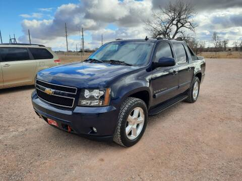 2007 Chevrolet Avalanche for sale at Best Car Sales in Rapid City SD