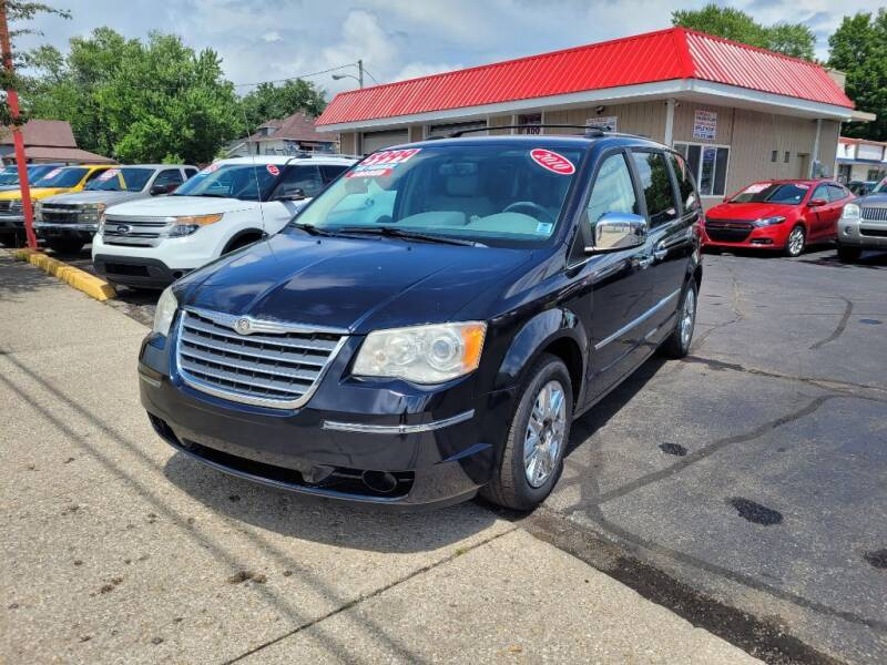 2010 Chrysler Town and Country for sale at THE PATRIOT AUTO GROUP LLC in Elkhart IN