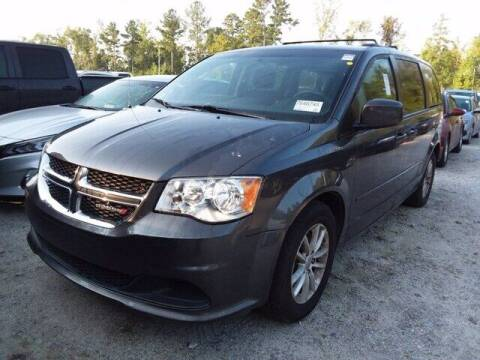 2016 Dodge Grand Caravan for sale at Hickory Used Car Superstore in Hickory NC
