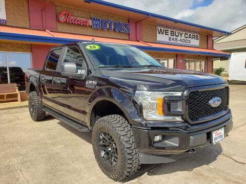2020 Ford F-150 for sale at Ohana Motors - Lifted Vehicles in Lihue HI