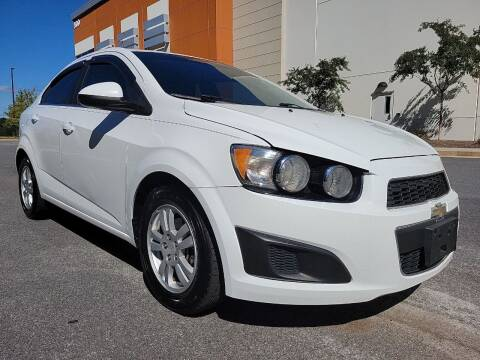 2012 Chevrolet Sonic for sale at ELAN AUTOMOTIVE GROUP in Buford GA