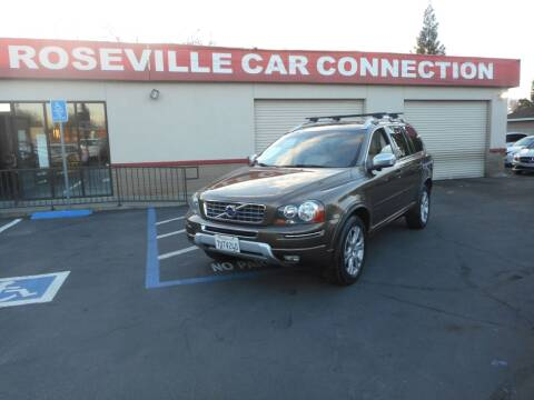 2013 Volvo XC90 for sale at ROSEVILLE CAR CONNECTION in Roseville CA