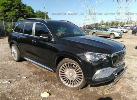 2021 Mercedes-Benz GLS for sale at AE Of Miami in Miami FL