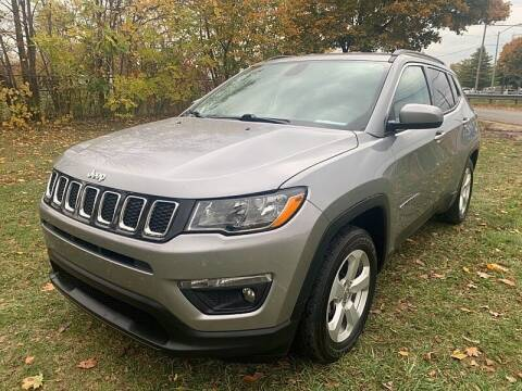 2018 Jeep Compass for sale at CItywide Auto Credit in Oregon OH