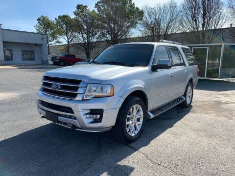 2017 Ford Expedition for sale at Bagwell Motors in Lowell AR