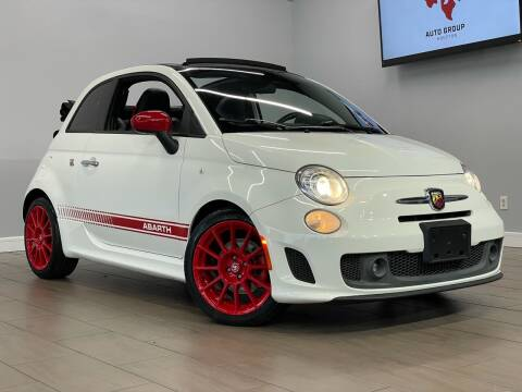 2013 FIAT 500c for sale at TX Auto Group in Houston TX
