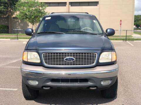 1999 Ford Expedition for sale at Carlando in Lakeland FL