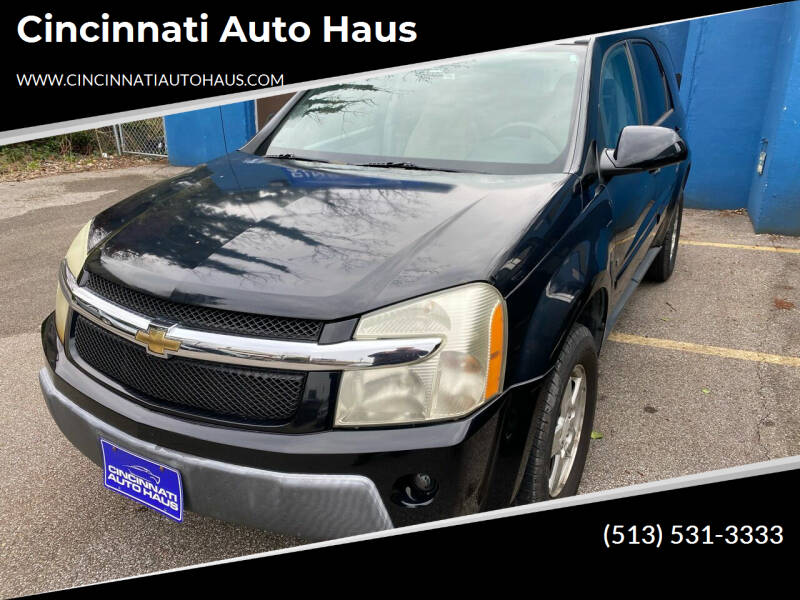 2006 Chevrolet Equinox for sale at Cincinnati Auto Haus in Cincinnati OH