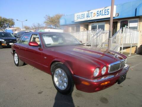 1998 Jaguar XJ-Series for sale at Salem Auto Sales in Sacramento CA