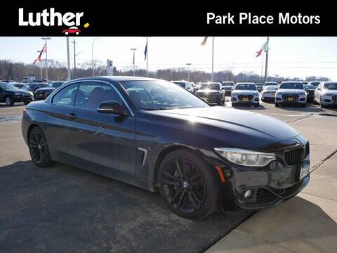 2015 BMW 4 Series for sale at Park Place Motor Cars in Rochester MN