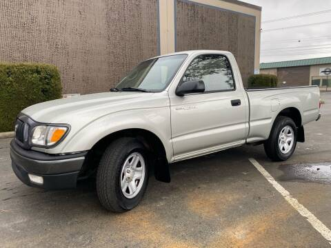 2002 Toyota Tacoma for sale at Exelon Auto Sales in Auburn WA