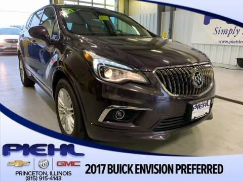 2017 Buick Envision for sale at Piehl Motors - PIEHL Chevrolet Buick Cadillac in Princeton IL
