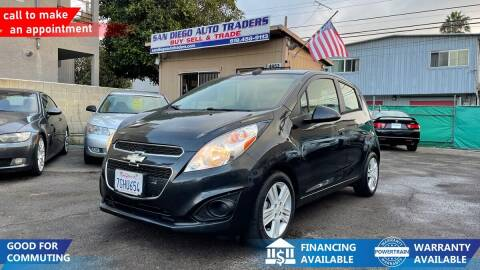2014 Chevrolet Spark for sale at San Diego Auto Traders in San Diego CA