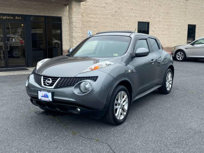 2012 Nissan JUKE for sale at Va Auto Sales in Harrisonburg VA