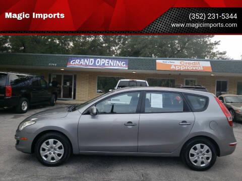 2012 Hyundai Elantra Touring for sale at Magic Imports in Melrose FL
