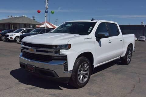 2021 Chevrolet Silverado 1500 for sale at Choice Motors in Merced CA